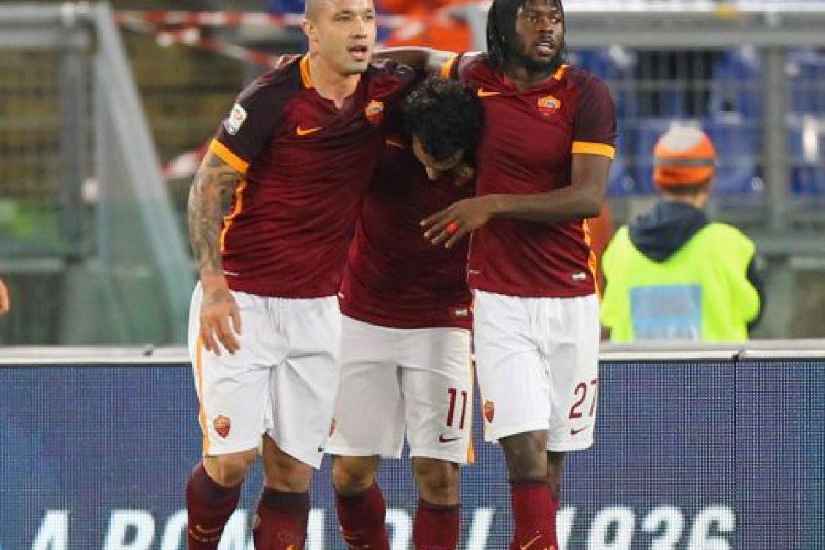 Roma vs Lazio Foto:Getty Images. Imagen Por: