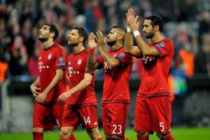 Bayern Múnich vs. Stuttgart Foto:Getty Images. Imagen Por: