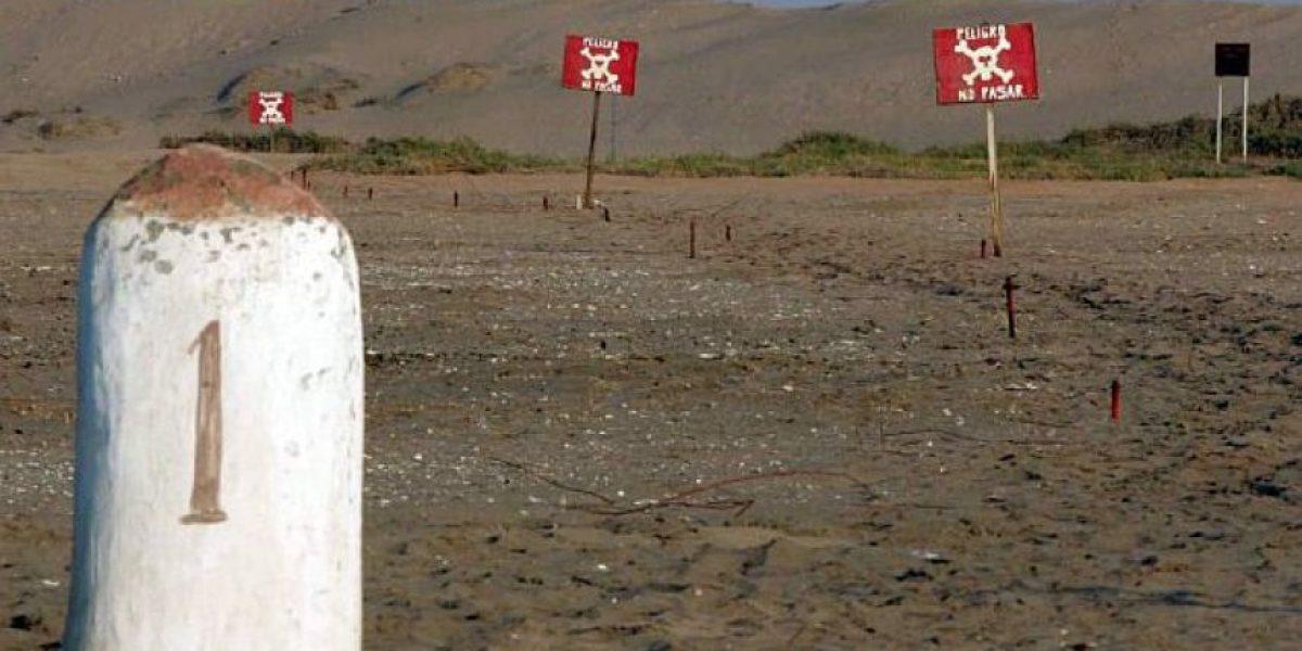 Reportan nuevo incidente en frontera con Perú