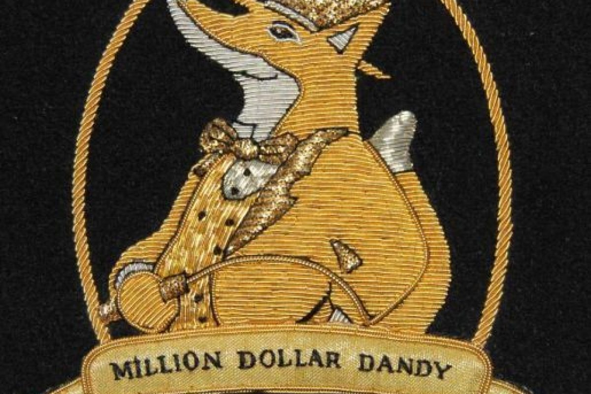 El traje Million Dollar Dandy es el más caro Foto: Million Dollar Dandy. Imagen Por: