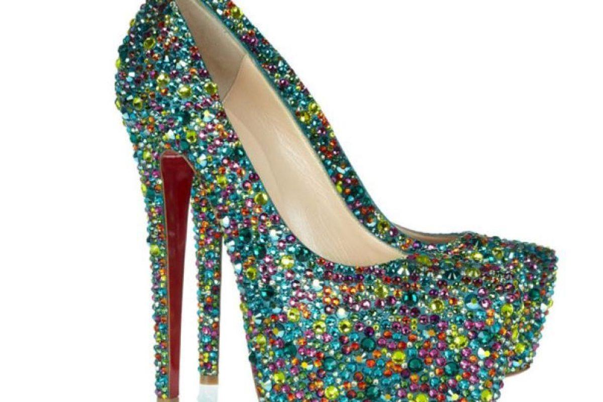 Estos zapatos de Christian Loboutin, 4 mil dólares (y hay más caros) Foto: Christian Loboutin. Imagen Por:
