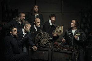 """""""Lección de anatomía del Dr. Nicolaes Tulp"""" Rembrandt Foto:Freddy Fabris. Imagen Por:"""
