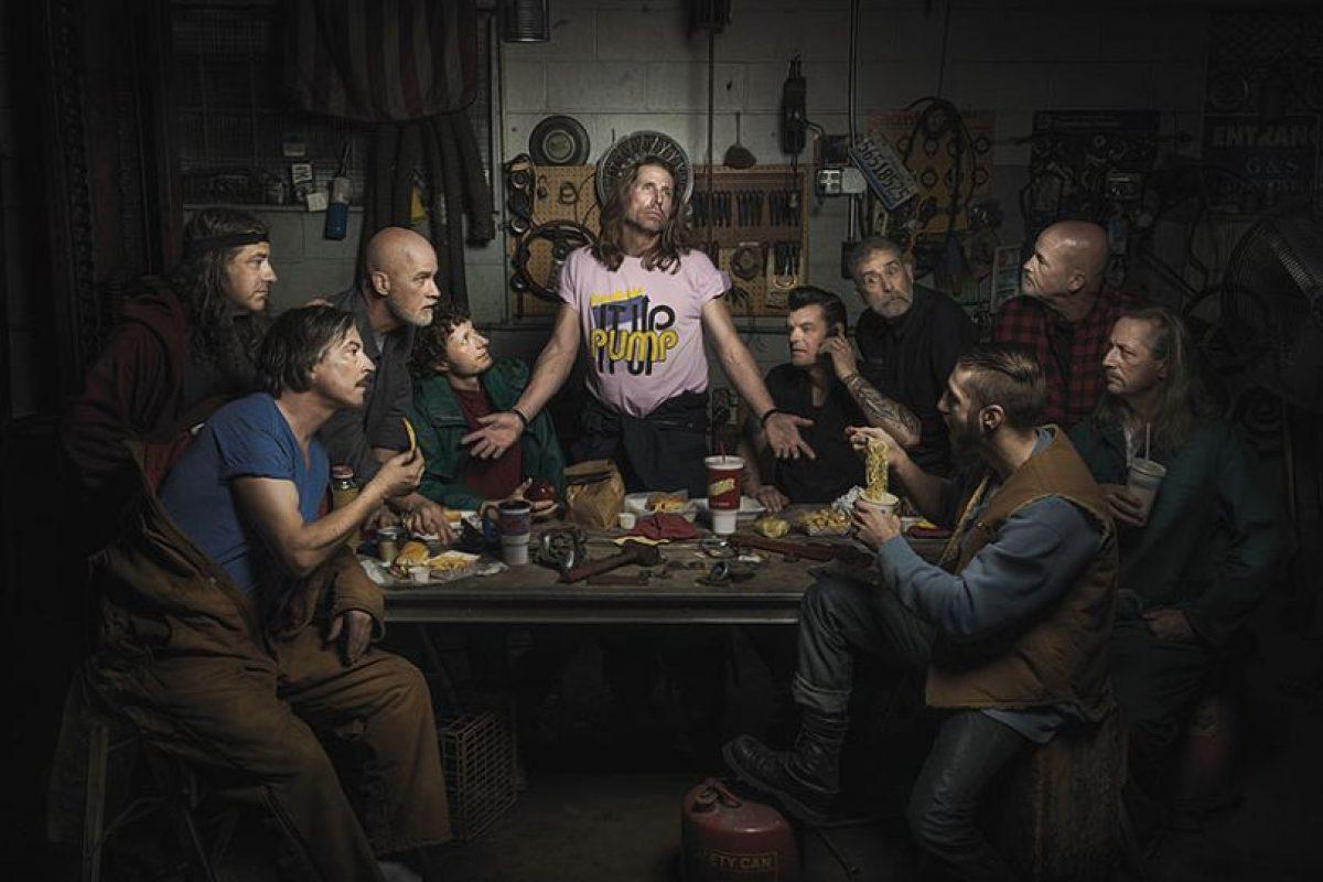 La última cena de Leonardo da Vinci Foto:Freddy Fabris. Imagen Por: