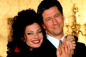 """Al final deja al lado su relación profesional y se casa con """"Fran"""". Foto:vía TriStar Television. Imagen Por:"""