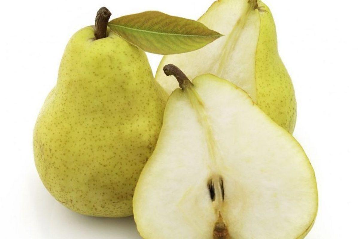 Según científicos de la Universidad de Utrecht en Países Bajos, las peras son un mejor aliado que las grasas. Foto:Pixabay. Imagen Por:
