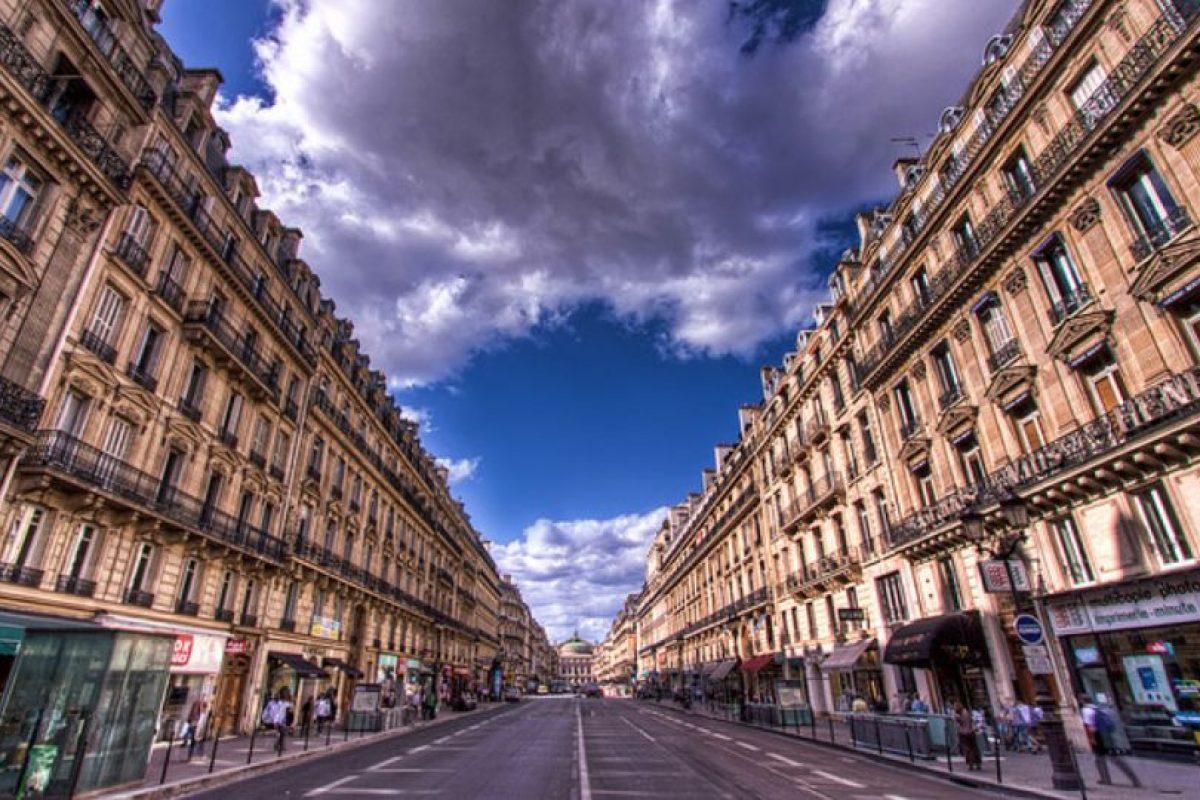 1. Francia encabeza la lista por todas las visitas que recibe al año. Foto:Vía flickr.com. Imagen Por: