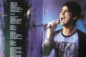 """Cuando salió el unplugged de """"La Ley"""", muchos quisieron copiarle este peinado. Foto:vía MTV. Imagen Por:"""