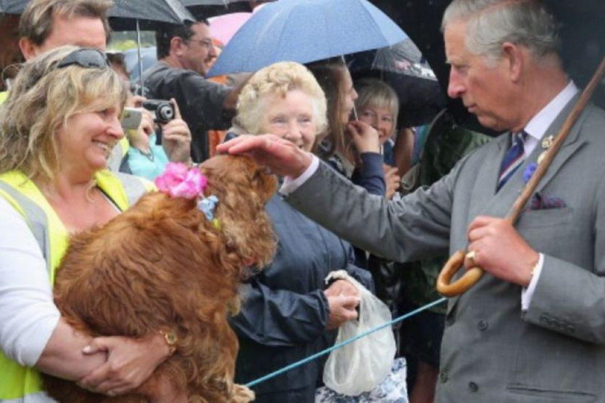El Príncipe Carlos de Inglaterra, primero en la línea de sucesión de la corona. Foto:Getty Images. Imagen Por: