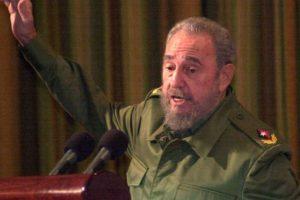 Fidel Castro Ruz, líder de Cuba desde 1959 hasta 2008. Foto:Getty Images. Imagen Por: