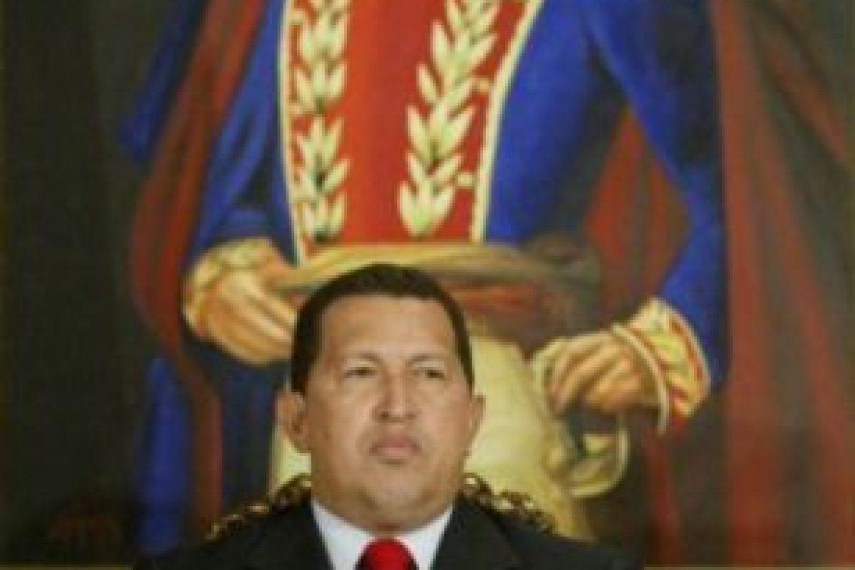 Hugo Chávez Frías, presidente de Venezuela de 1999 a 2013. Foto:Getty Images. Imagen Por: