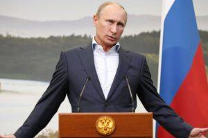 Vladimir Putin, presidente de Rusia. Fue primer ministro del país de 1999 a 2000. De 2000 a 2008 se desempeñó como presidente de la nación. Los últimos tres años ha fungido como presidente. Foto:Getty Images. Imagen Por: