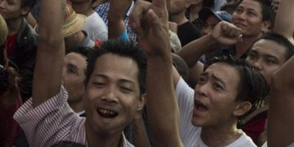 Histórico: Birmania celebra sus primeras elecciones libres en 25 años