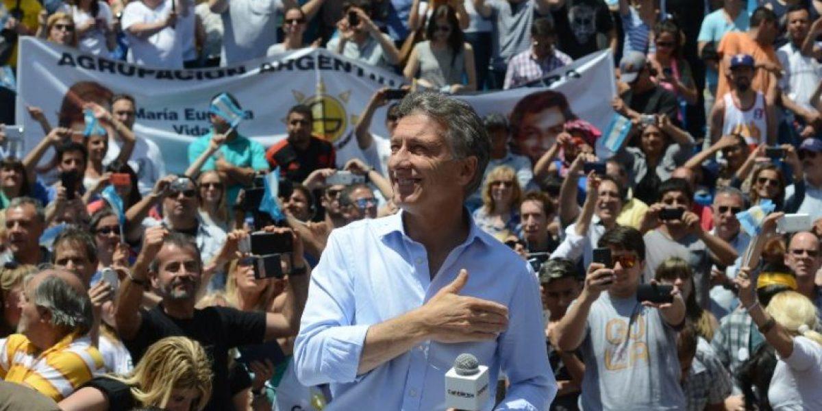Encuesta pronostica triunfo de opositor Macri en segunda vuelta en Argentina