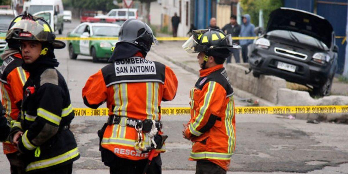 San Antonio: un fallecido en accidente de tránsito