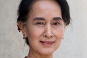 En 1991 le fue concedido el Premio Nobel de la Paz. Foto:Wikicommons. Imagen Por: