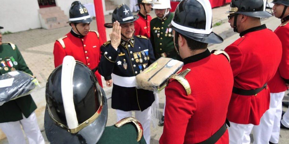 Fotos: Cuerpo de Bomberos recibe nuevas máquinas y uniformes