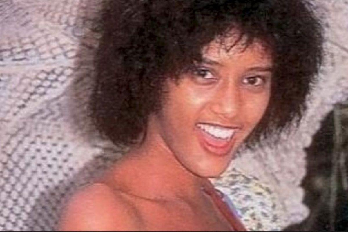 """Ella era la esclava """"Xica da Silva"""", en la misma novela que lleva su nombre y que fue producida por Rede Manchete en 1996. Foto:vía twitter.com/taisdeverdade. Imagen Por:"""