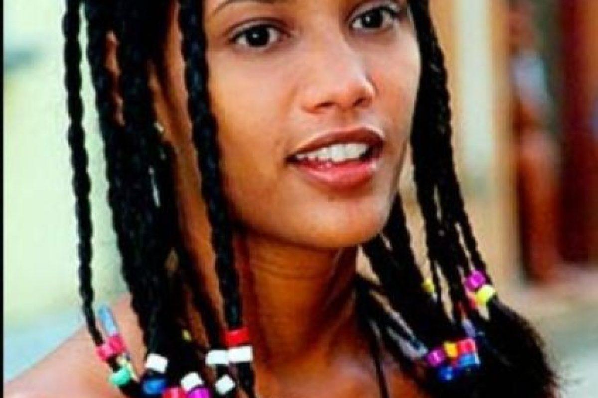 """La rechazaron para un comercial de helados por esto. A lo que ella respondió: """"¿Acaso los negros no comen helado?"""". Sin embargo, rompió paradigmas al ser la primera actriz afro en tener un protagónico en la televisión brasileña. Foto:vía twitter.com/taisdeverdade. Imagen Por:"""