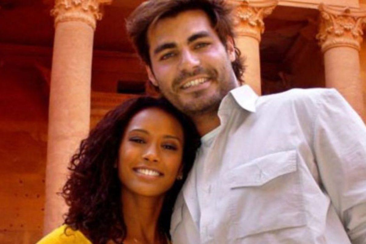 """Luego siguió en novelas como """"Uga Uga"""" y """"Porto dos Milagres"""". Foto:vía twitter.com/taisdeverdade. Imagen Por:"""