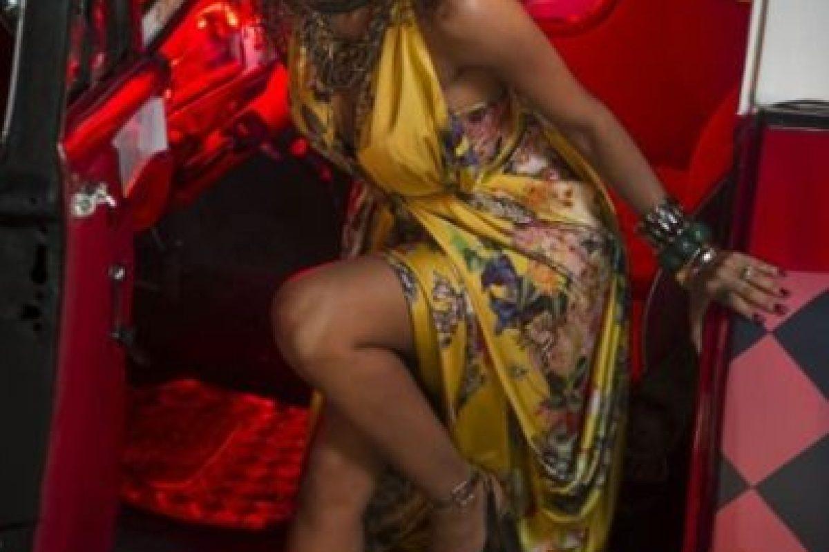 """Interpretó a Elza Soares, la famosa cantante de samba, en el biopic de """"Garrincha"""" Foto:vía facebook.com/taisdeverdade. Imagen Por:"""