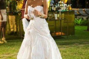 Está casada desde 2006. Foto:vía twitter.com/taisdeverdade. Imagen Por: