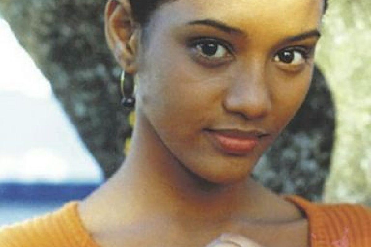 Taís Bianca da Gama Araújo solo tenía 17 años cuando tuvo su primer protagónico. Foto:vía twitter.com/taisdeverdade. Imagen Por: