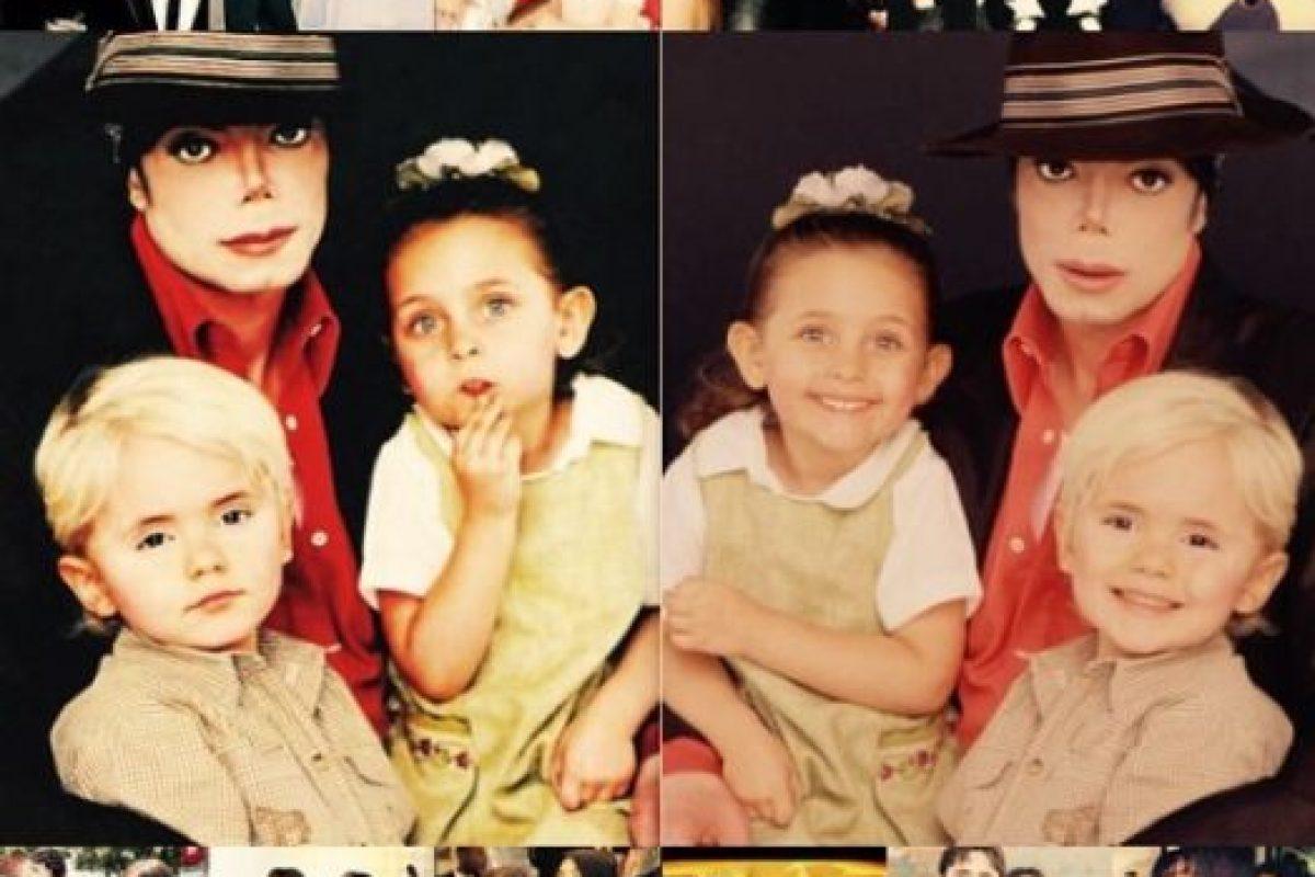 Muy poco se sabía de la existencia de los hijos de Michael Jackson hasta que tuvieron que aparecer luego de su muerte. Foto:vía instagram.com/parisjackson. Imagen Por: