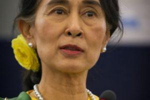 Aung San Suu Kyi nació el 19 de junio de 1945. Foto:Wikicommons. Imagen Por: