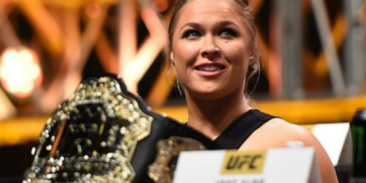 Video: Rapero dedica canción a Ronda Rousey