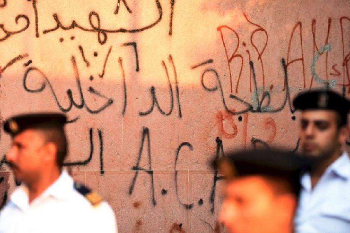 Esto es todo lo que deben de saber del accidente. Foto:AFP. Imagen Por: