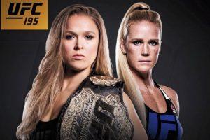 El 14 de noviembre de 2015, Ronda Rousey defenderá su corona de Peso Gallo de Mujeres durante el UFC 193. Foto:Vía twitter.com/RondaRousey. Imagen Por: