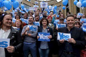 Escocia, en Reino Unido Foto: Getty Images. Imagen Por: