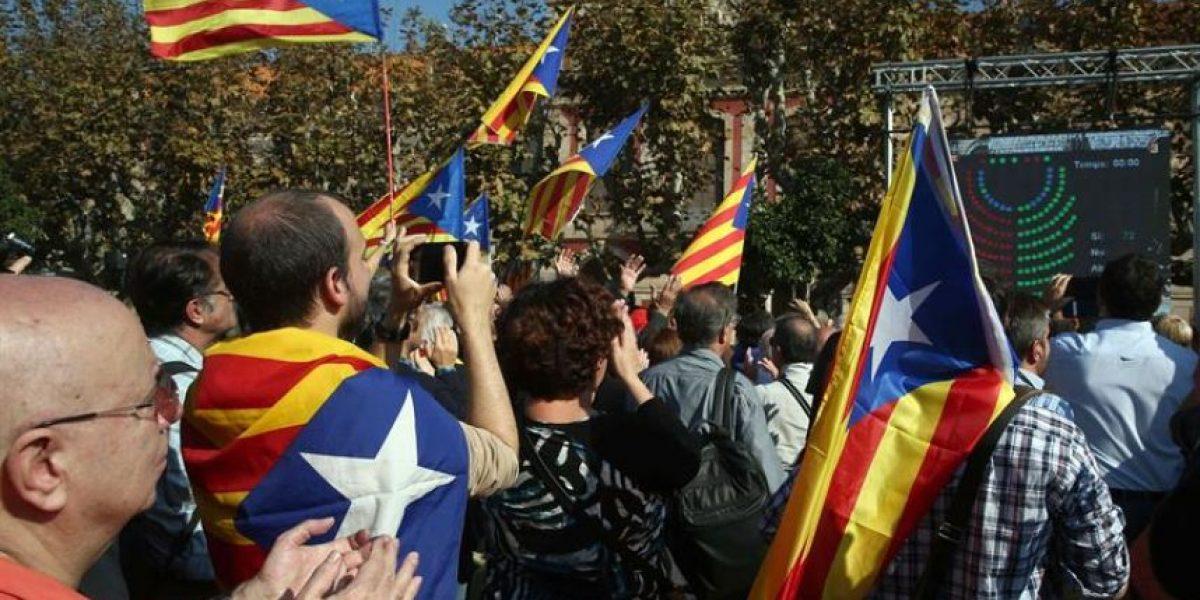 Mariano Rajoy, presidente de España, busca bloquear independencia catalana