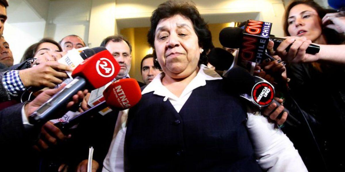 """Nelly Díaz: """"La responsabilidad es de ambos: del Gobierno y de nosotros"""""""