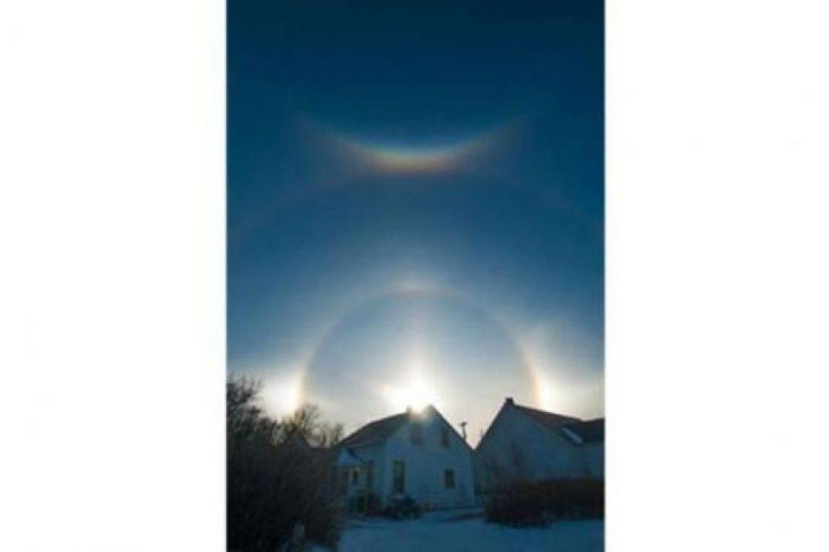 Según el meteorólogo Nick Wiltgen Foto:facebook.com/TheWeatherChannel/photos. Imagen Por: