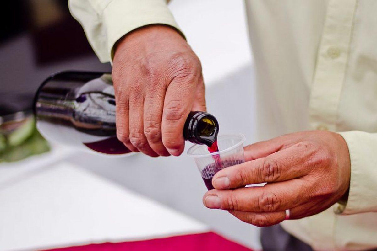 1- El bebedor social tiende a sentir los efectos rápidamente Foto:Agencia Uno. Imagen Por: