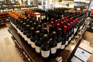 Se cree que 1 de cada 3 chilenos tiene problemas con el alcohol, de acuerdo a cifras entregadas por el SENDA en el año 2014 Foto:Agencia Uno. Imagen Por: