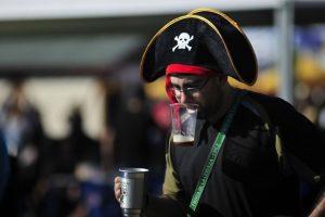 """5- El bebedor social puede pasar todo el día sin pensar si quiera en """"una cervecita"""" o un """"vinito"""" Foto:Agencia Uno. Imagen Por:"""