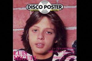 Luis Miguel en los años 80 comenzó como ídolo adolescente. En 1984 participó en el cine. Foto:Coveralia. Imagen Por:
