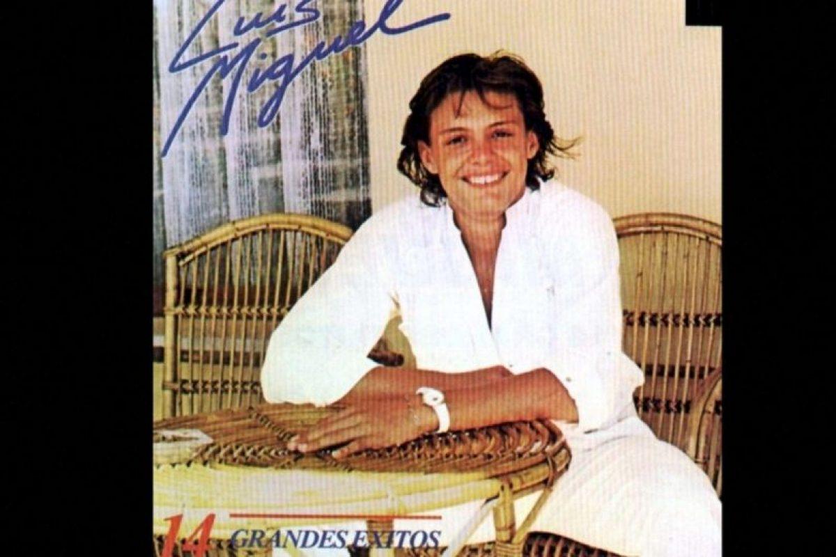 """Para 1985, ya había ganado un Grammy. En estos tiempos grabó el sencillo """"La incondicional"""". Foto:Coveralia. Imagen Por:"""