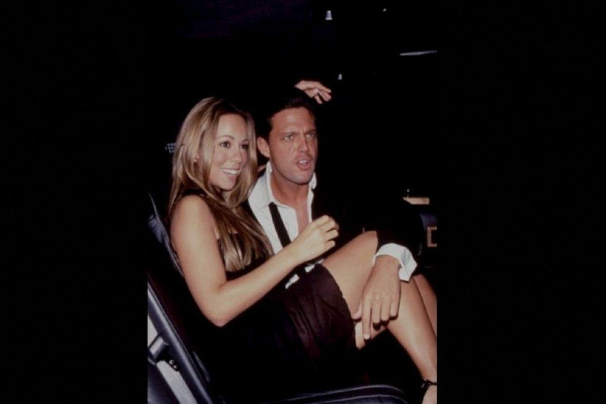 Luis Miguel ya había tenido varias novias y antes de Mariah Carey. Tuvo una relación con Daisy Fuentes, Stephanie Salas (madre de su hija Michelle) y Sofía Vergara. Foto:IMDB. Imagen Por: