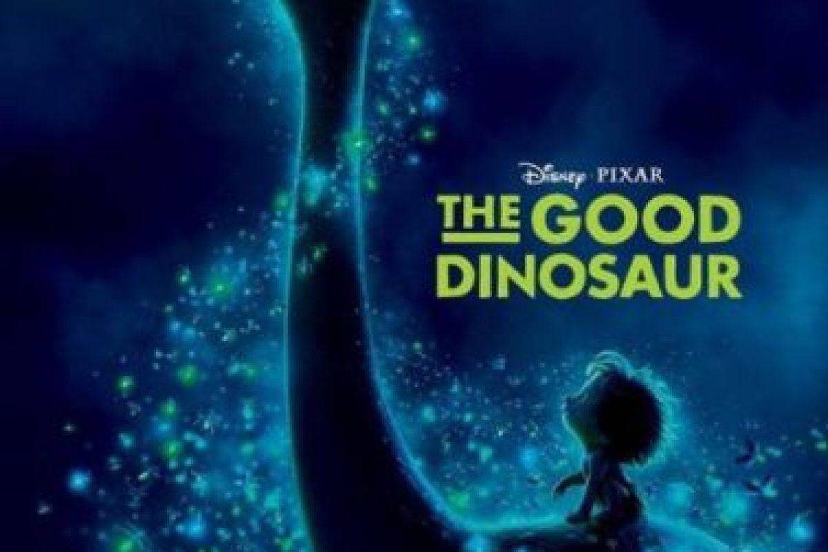 """""""Un Gran Dinosaurio"""" – 25 de noviembre de 2015 Foto:Disney. Imagen Por:"""
