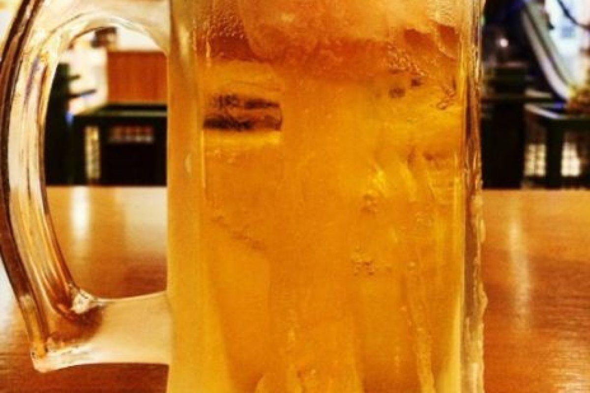 ¿Ustedes también disfrutan de un rico tarro de cerveza? Foto:vía instagram.com. Imagen Por: