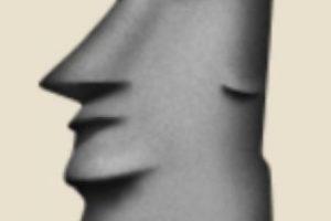 Isla de Pascua, Chile: Parece una cabeza de la popular isla, pero en realidad es una escultura ubicada en el Moyai, Tokio, en Japón. Foto:Pinterest. Imagen Por: