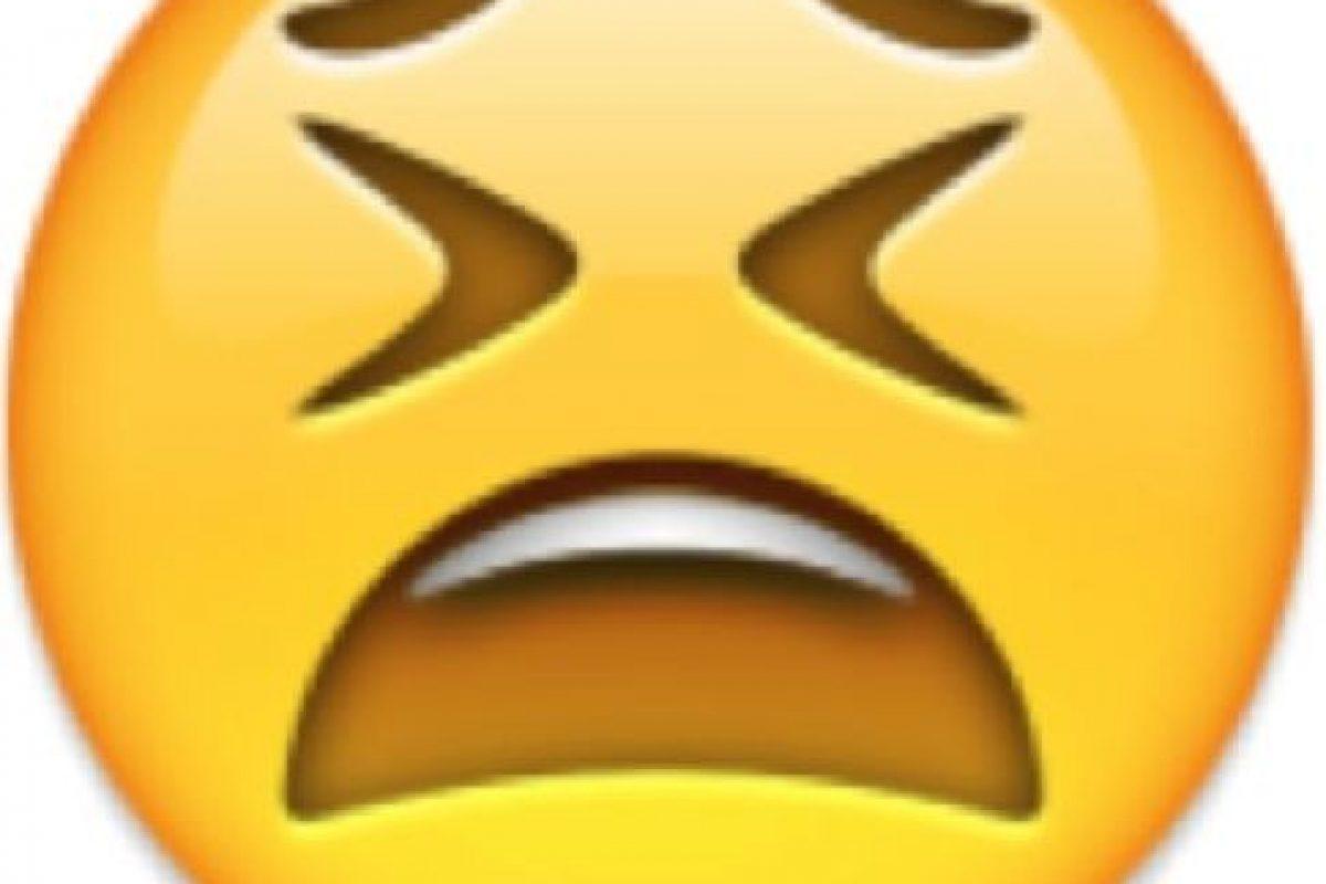 Desesperación o soyozo: Su verdadero significado es el de una cara cansada. Foto:Pinterest. Imagen Por: