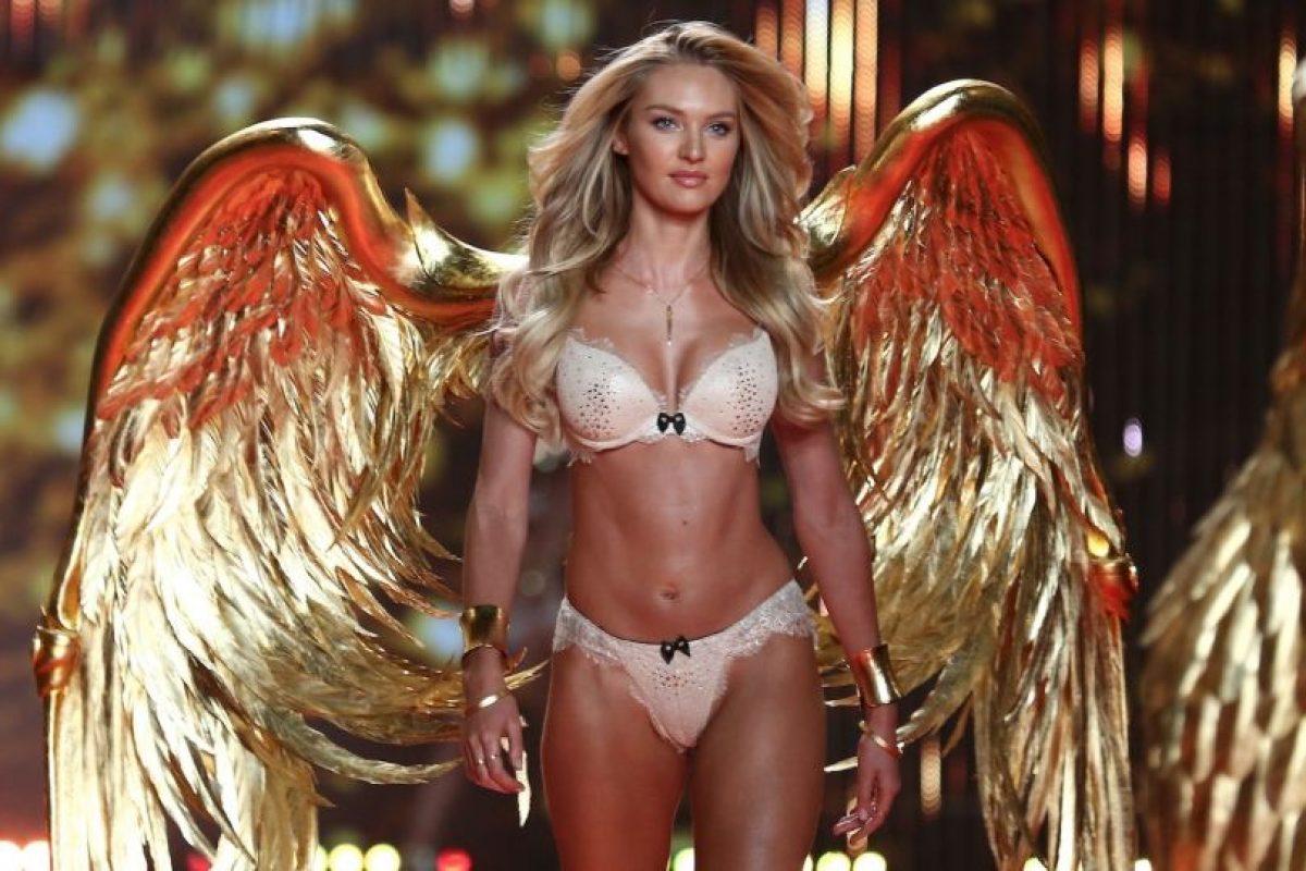 Así es la rutina de Candice Swanepoel para tener la figura de un ángel de Victoria's Secret. Foto:Getty Images. Imagen Por:
