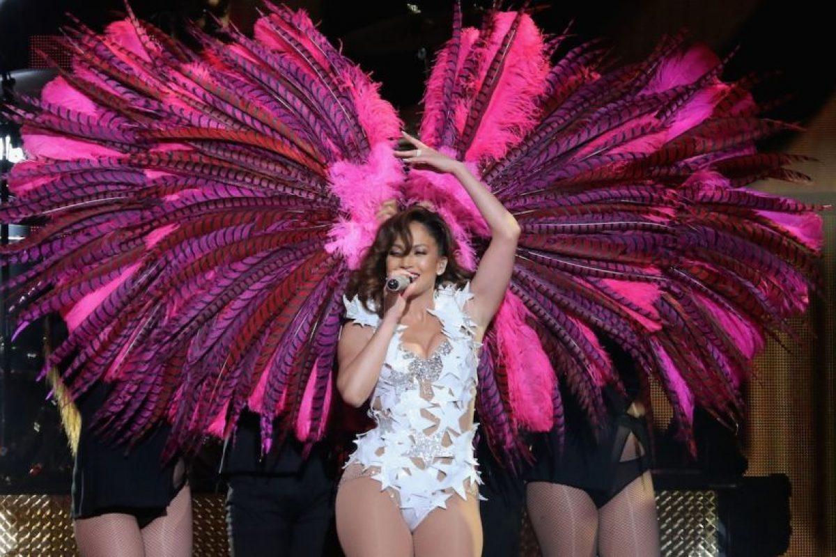 """Y puso a bailar a todos con la canción """"Adrenalina"""" Foto:Getty Images. Imagen Por:"""