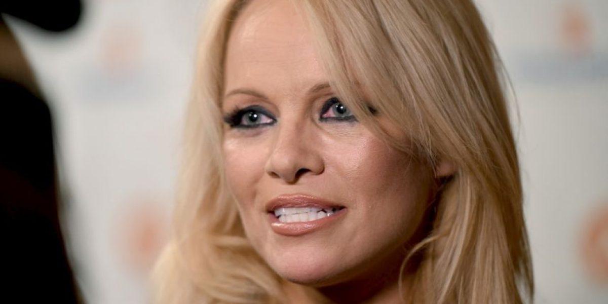 Así celebró Pamela Anderson tras curarse de esta grave enfermedad