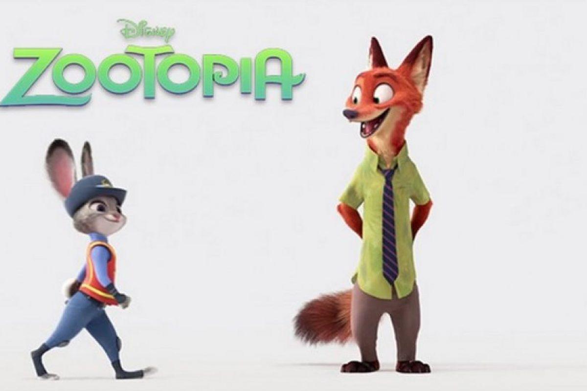 """""""Zootopia"""" – 4 de marzo de 2016 Foto:Disney. Imagen Por:"""