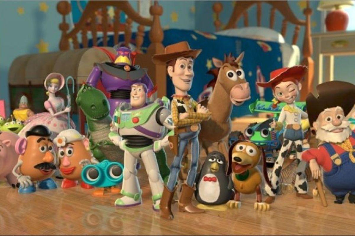 """""""Toy Story 4"""" – 15 de junio de 2018 Foto:Disney. Imagen Por:"""